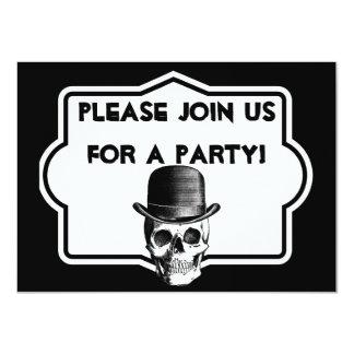 Custom Over the Hill Birthday Party Invitation