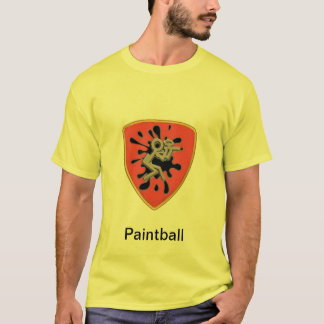 Custom Paintball Shirt