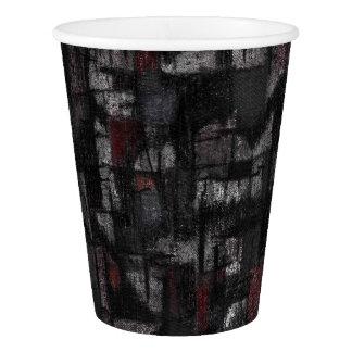 Custom Paper Cup, 266 ml Tango in the rain