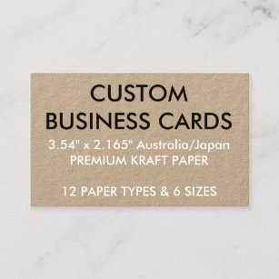 Blank business cards zazzle au custom personalised business cards blank template reheart Choice Image