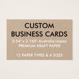 Blank business cards business card printing zazzle custom personalised business cards blank template reheart Gallery