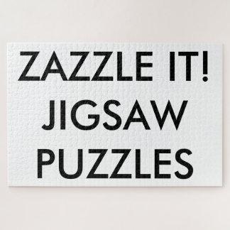 "Custom Personalised Giant 30""x20"" Jigsaw Puzzle"
