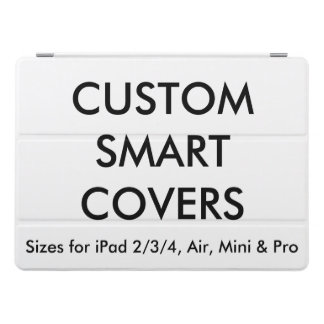 "Custom Personalized 12.9"" iPad Pro Smart Cover iPad Pro Cover"