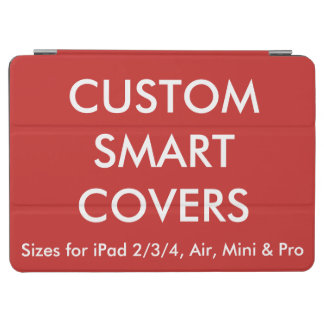 "Custom Personalized 9.7"" iPad Pro Smart Cover"