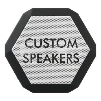 Custom Personalized Black Bluetooth Speaker Blank