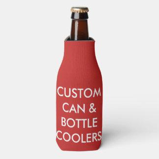 Custom Personalized Bottle Cooler Blank Template