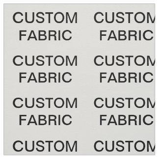 "Custom Personalized Cotton Twill Fabric 58"" Wide"