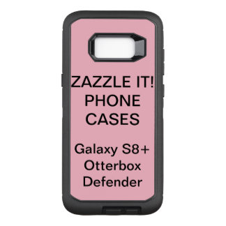 Custom Personalized Galaxy S8+ Defender Phone Case