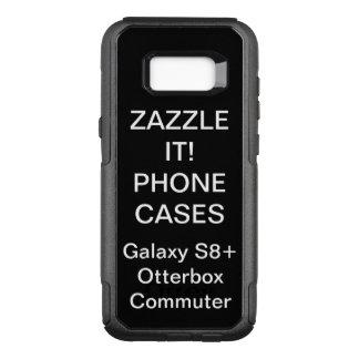 Custom Personalized Galaxy S8+ Otterbox Phone Case