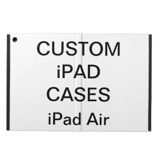 Custom Personalized iPad Air Hardcover Case Blank