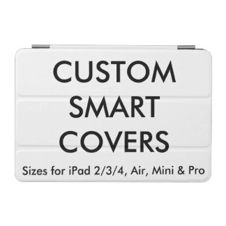 Custom Personalized iPad Mini 1, 2, 3 Smart Cover iPad Mini Cover
