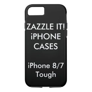 Custom Personalized iPhone 8/7 Tough Shell Case