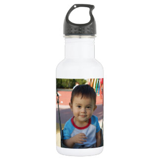 Custom Personalized Photo 532 Ml Water Bottle