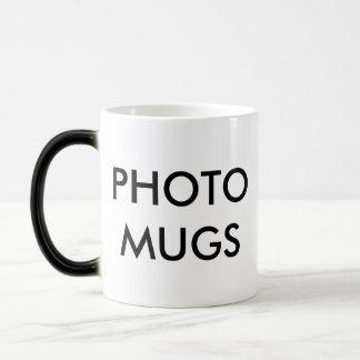 Custom Personalized Photo Magic Mug Blank Template