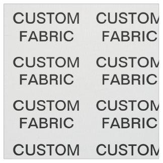 "Custom Personalized Pima Cotton Fabric 54"" Wide"