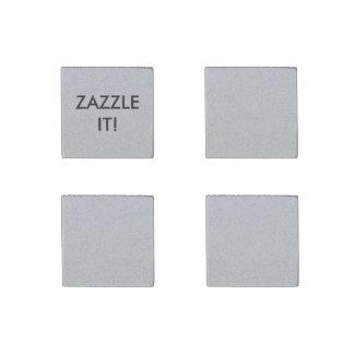 Custom Personalized Refrigerator Magnets Blank (4)