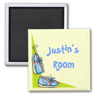 Custom Personalized Tennis Shoe Magnets