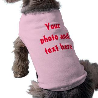 Custom Pet Clothing