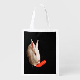 Custom pet photo your animal reusable grocery bag