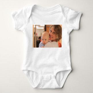 Custom Photo Baby Wear Baby Bodysuit