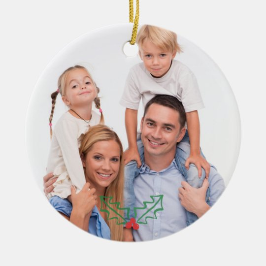 Custom Photo | Christmas Ornament Decoration Gift