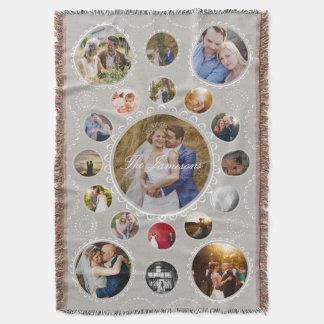 Custom Photo Circular Collage Create Your Own