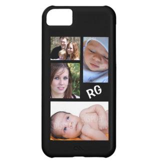 Custom Photo Collage Customizable iPhone 5C Case