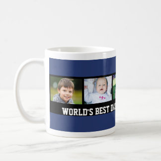 Custom Photo Father's Day mug