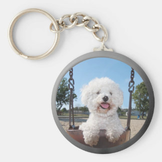 Custom Photo Frame Keychain