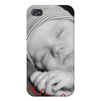 Custom Photo iPhone 4 Case