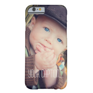 Custom Photo iPhone 6 case