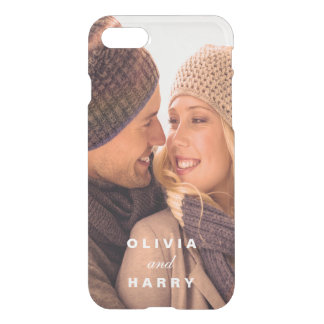 Custom Photo iPhone 7 Clearly™ Deflector Case