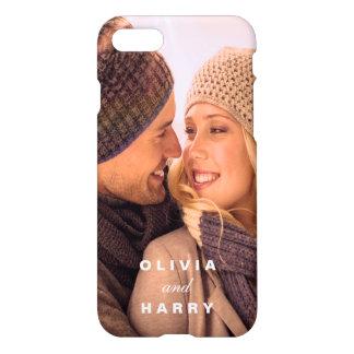 Custom Photo iPhone 7 Glossy Case