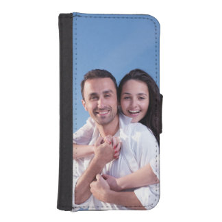 Custom Photo iPhone SE/5/5s Wallet Case