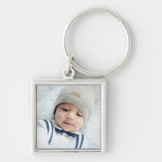 Custom Photo Key Ring