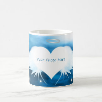 Custom Photo Mug - Angel of the Heart