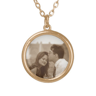 Custom Photo Pendant Necklace