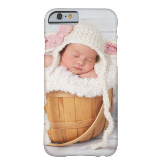 Custom Photo Personalised Barely There iPhone 6 Case