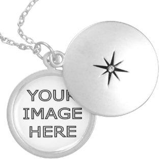 Custom Photo Personalized Locket Necklace