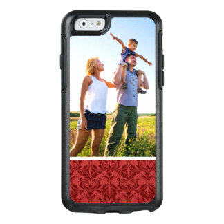 Custom Photo Red Wallpaper OtterBox iPhone 6/6s Case