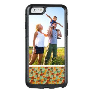 Custom Photo Retro geometric pattern 4 2 OtterBox iPhone 6/6s Case