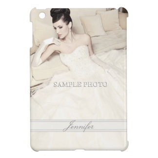 Custom Photo Savvy iPad Mini Case with Custom Name