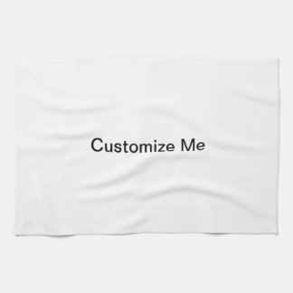 Custom Photo Towels