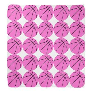 Custom Pink Basketball Bandana