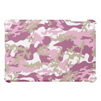 Custom Pink Camo iPad Case