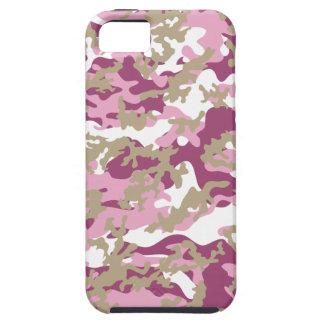 Custom Pink Camo iPhone 5 Case-Mate Vibe