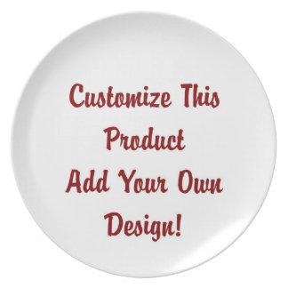 Custom - Plate