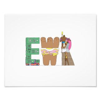 Custom Print | NEWARK, NJ (EWR)