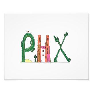 Custom Print   PHOENIX, AZ (PHX)