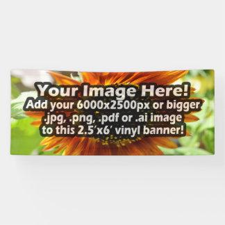 Custom Printed Vinyl Full-Colour Printing Wide Banner